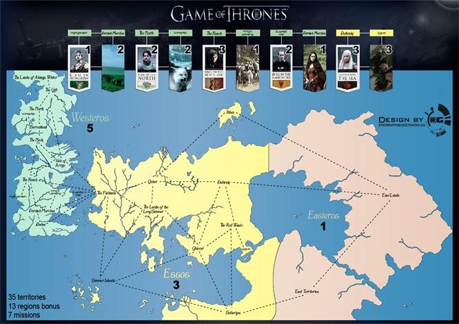 Risultati immagini per mappa planisfero game of thrones