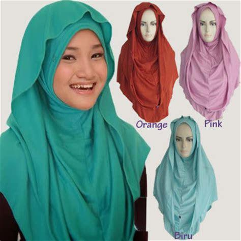 model hijab rabbani fatin modern terbaru