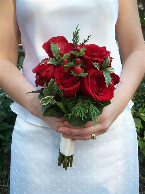 christmas wedding bouquets     Designs » Blog Archive