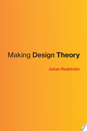 Download Making Design Theory Pdf - Mildred C Smith