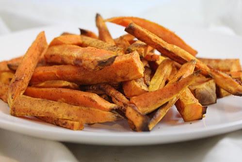 Cajun Yam Fries