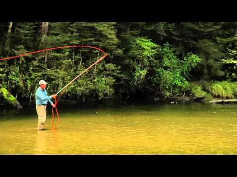 Cara Melempar Umpan Fly Fishing (Fly Casting)