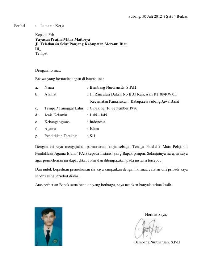 CONTOH RESUME BAHASA INDONESIA DAN INGGRIS: contoh surat lamaran kerja inisiatif sendiri