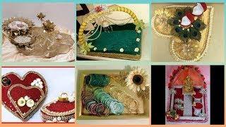 Wedding Ring Tray Decoration Ideas