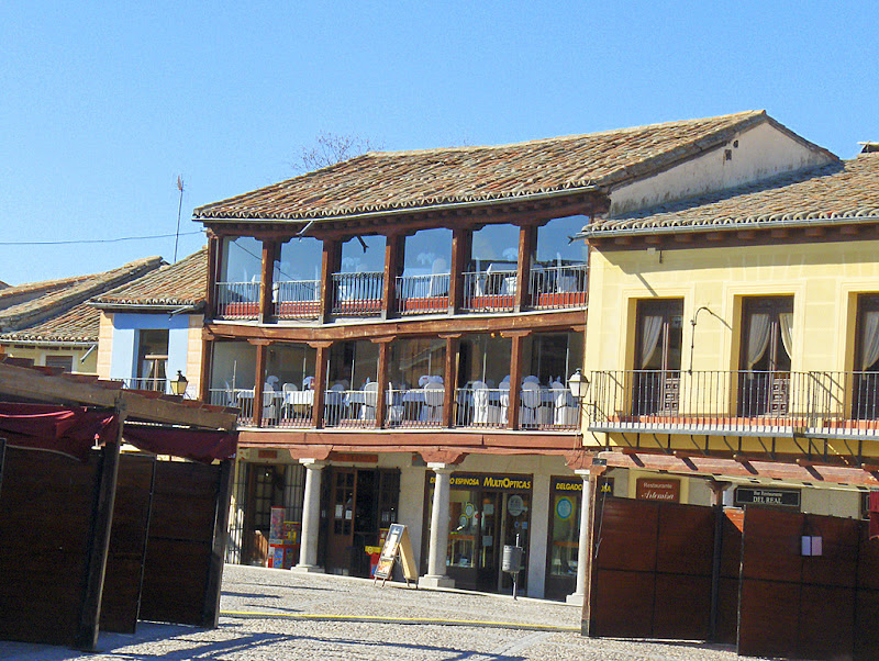 Navalcarnero-Plaza de Segovia