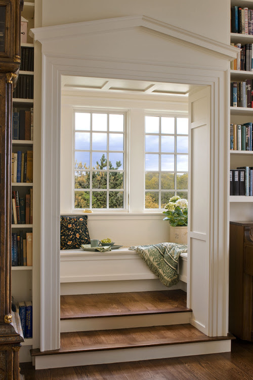 Dont You Absolutely Love This Little Reading Room Designed By Albert Righter And Tittmann Architects Inc Boston MA More Photos Of House Called