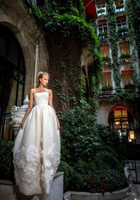 The Top French Bridal Designers to Watch out for in 2017
