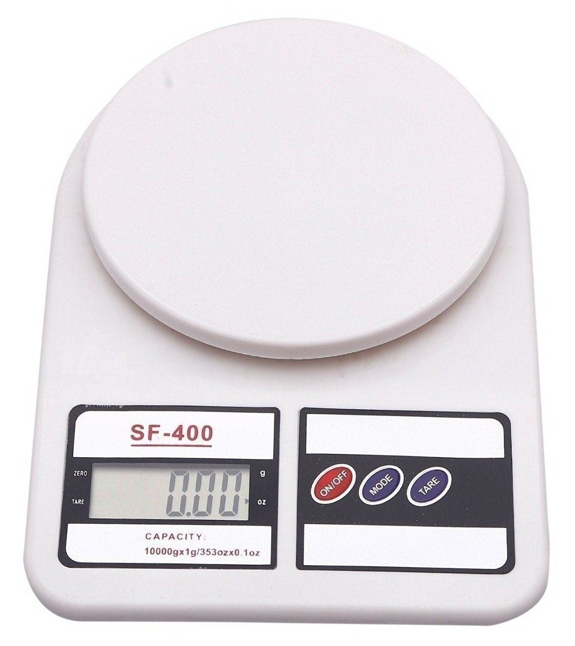 Deals on Bulfyss Electronic Kitchen Digital Weighing Scale 10 Kg
