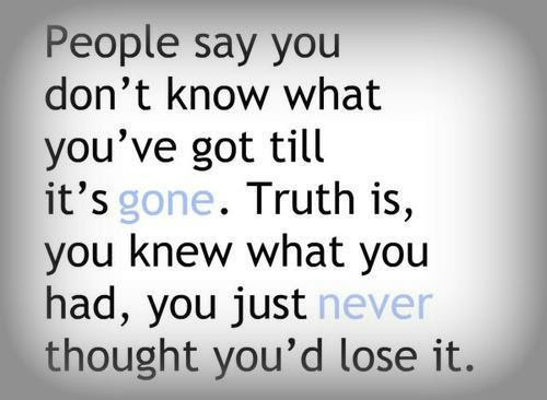 Lost Me For Good Quotes Moving On Quotes Bottom Line You Lost