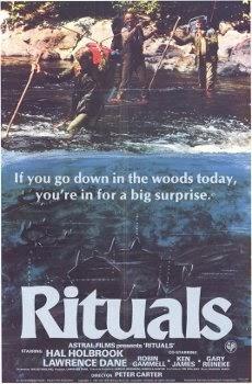 Apocalypse Later Film Reviews: Rituals (1977)