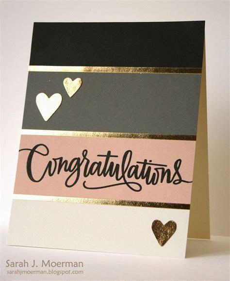 Best 20  Wedding congratulations card ideas on Pinterest