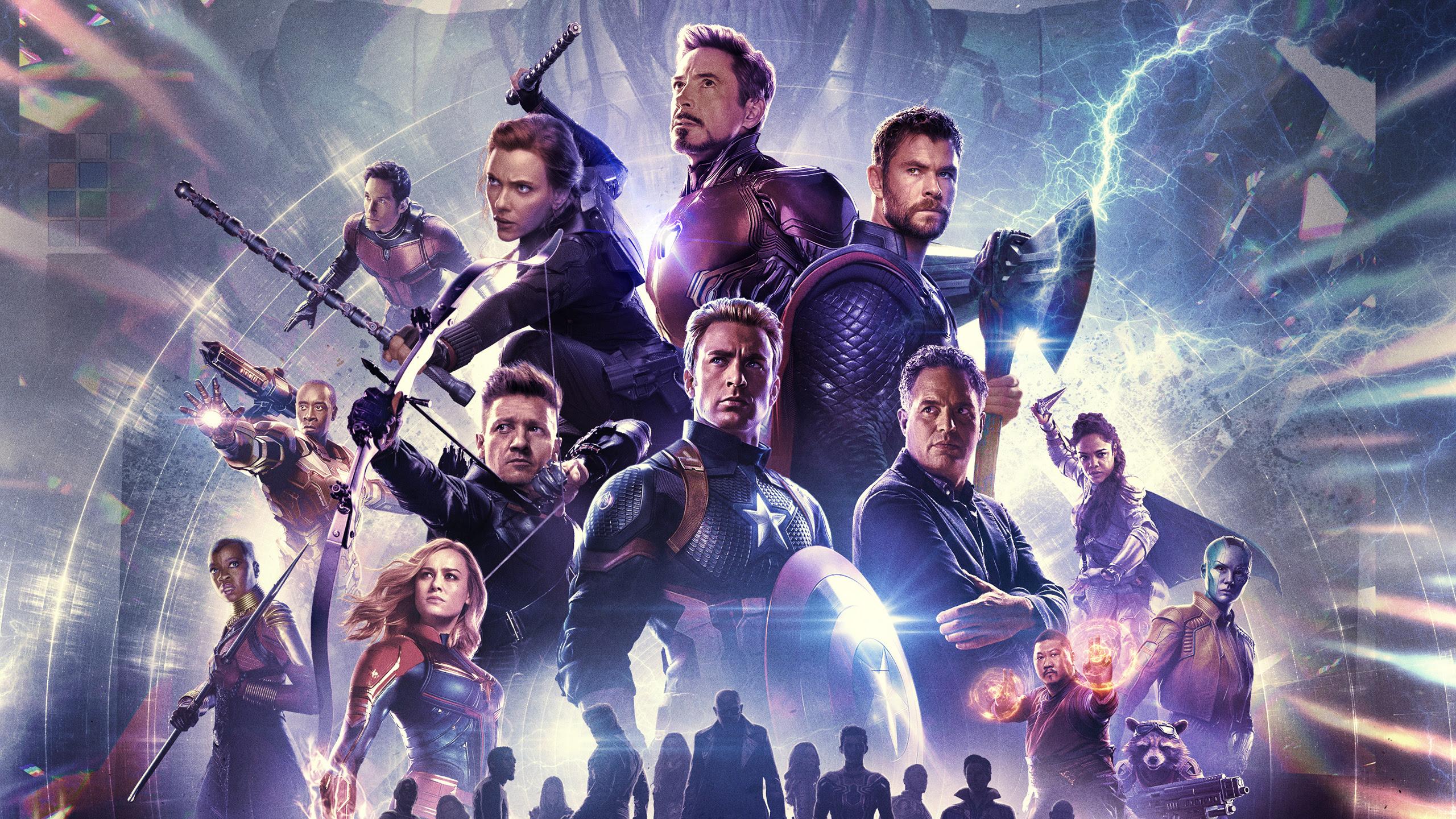 Avengers Endgame 2019 Wallpapers Hd Wallpapers