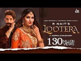 Lootera   (Full HD)   R Nait Ft.Sapna Chaudhary   Afsana Khan   B2gether   New Songs   Jass Records