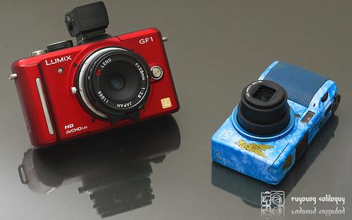 兩種GR Digital (by euyoung)