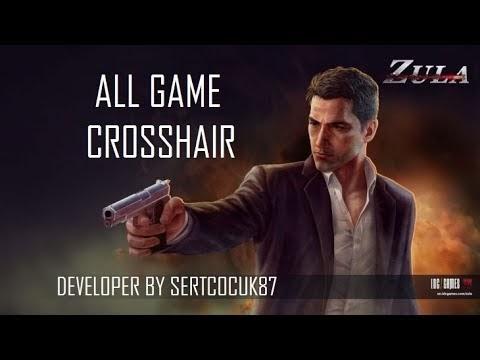 ZULA ve HerFPS Oyun için Crosshair Hilesi indir (Sertçocuk87)