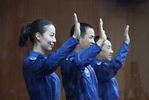 Thần Châu 10, phóng vệ tinh, trung tâm, Trung Quốc, Tửu Tuyền