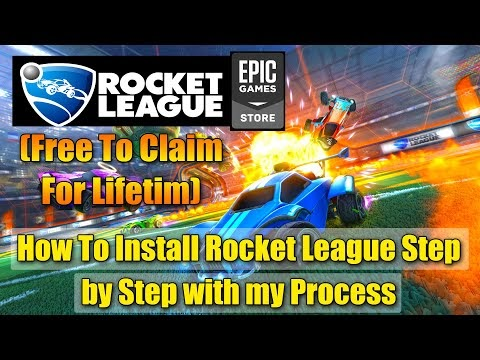 Rocket League is Free To Claim For Lifetime��
