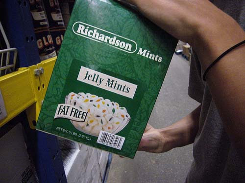 those mints