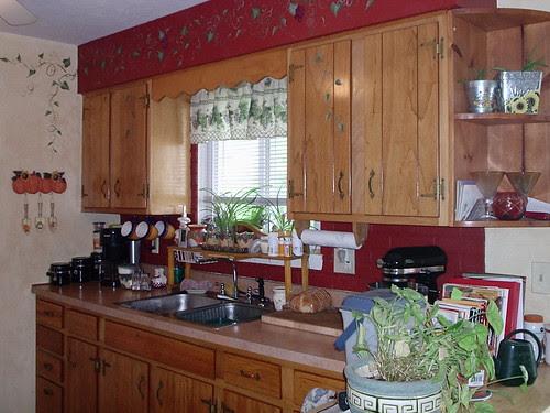 My Kitchen - West wall