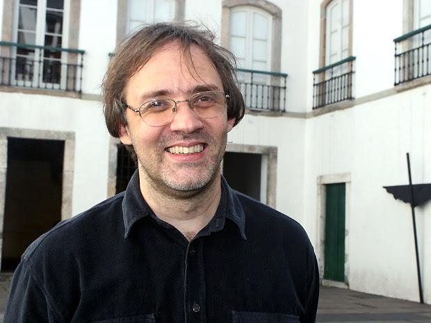 O professor, ensaísta e poeta carioca Marco Lucchesi, que foi eleito para a Cadeira Número 15 da Academia Brasileira de Letras nesta quinta-feira (3) (Foto: Divulgação)
