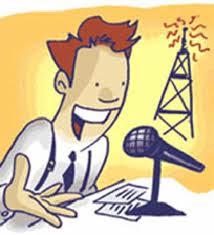 locutor de radio