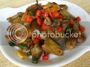 Resep Masakan - Resep Ikan Asin Pedas