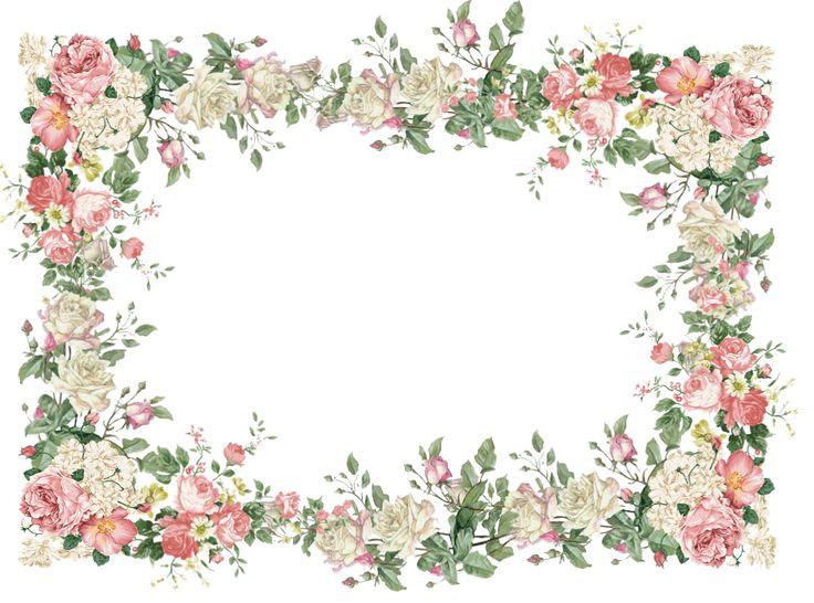 Flowers Frames Images