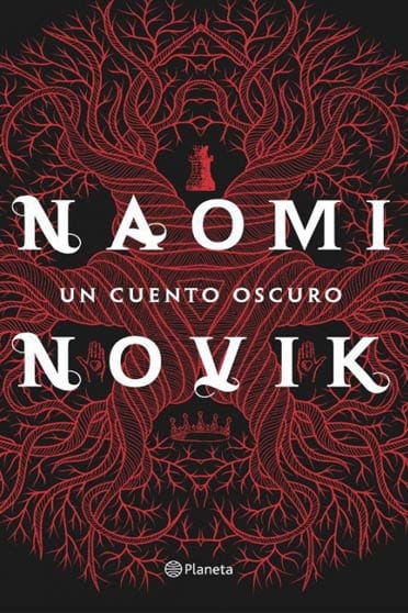 Un cuento oscuro - Naomi Novik - portada