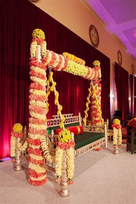 The Couple's Stage Ebell Mehndi Party   Exquisite Events