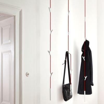La Reines Blog Rustikale Moderne Garderobe Selbermachen