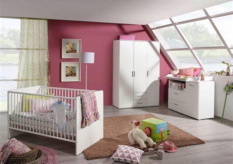 komplett babyzimmer trelleborg babybett wickelkommode