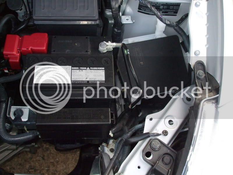 Fuse Module Locations Pics Nissan Versa Forums