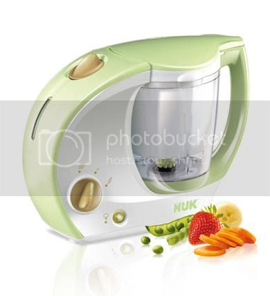 Nuk Freshfoods Baby Food Maker