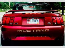 You have a Vanity Plate   10 Ways to Tell You're an