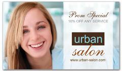 CPS-1072 - salon coupon card