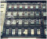 Fasada ul. Pulaskiego 81