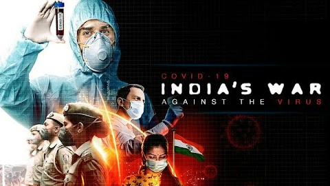 COVID-19 India's War Against The Virus (2020) 480p 720p 1080p WebRip Dual Audio (Hindi+English) Discovery Channel Documentary