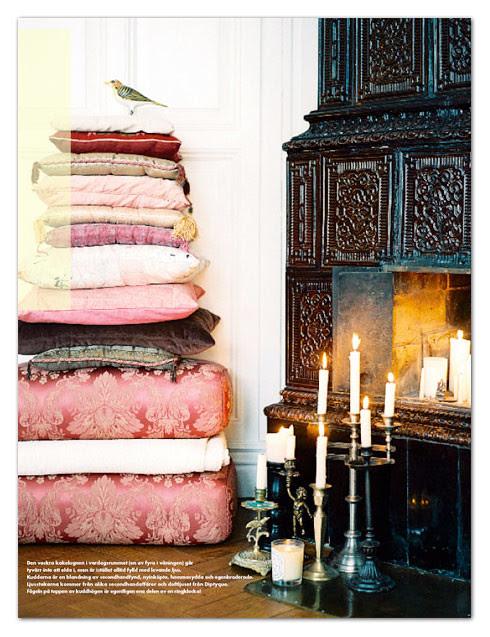 Dreamy winter home