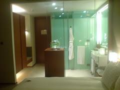 hotel room in Hong Kong novotel citygate