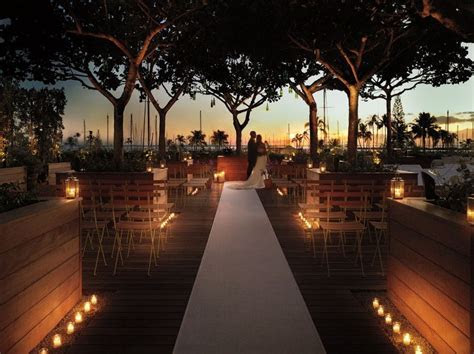 The Modern Honolulu   Hawaii Venues   Modern romantic