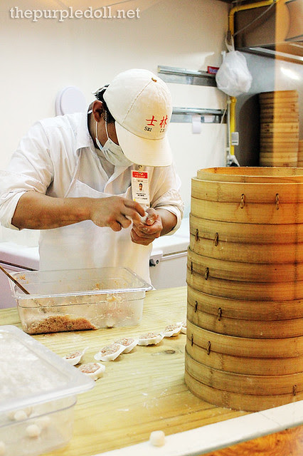 Shi Lin Xiao Long Bao Makers