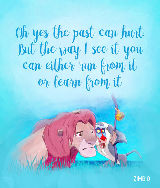 Moving On These Inspirational Disney Quotes Will Instantly Improve