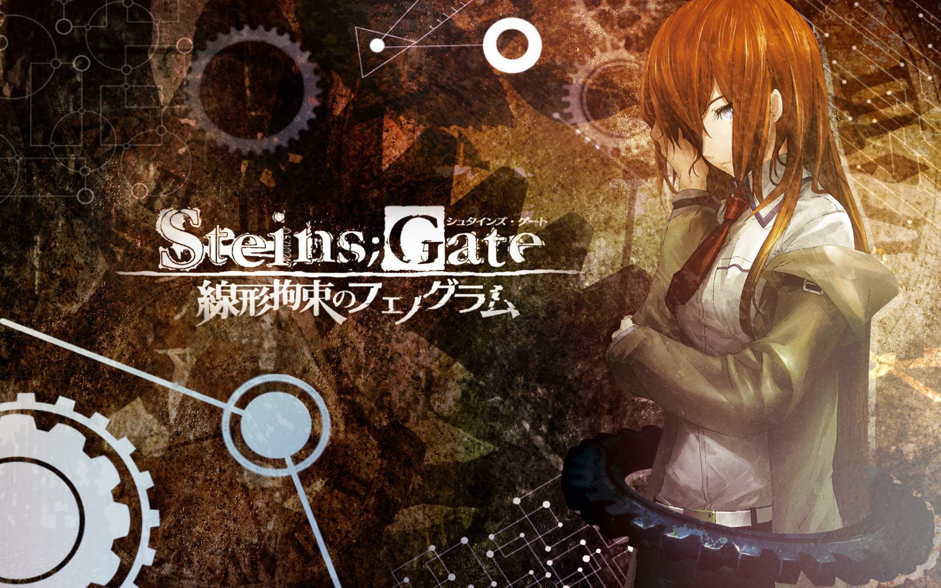 Steins Gate Wallpaper Hd 71 Images