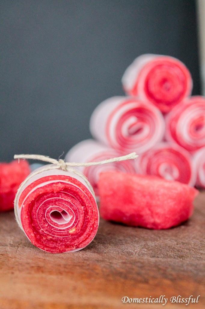 Watermelon Fruit Roll-Up