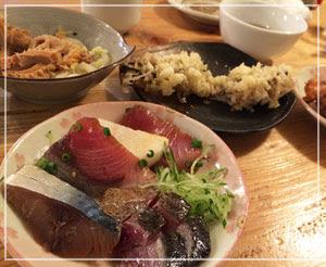 津田沼「鈴家」さんにて、感謝祭。お昼からおいしいものだらけ!