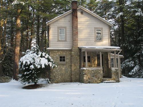 Gram's old house