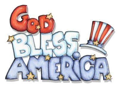 god bless america Myspace