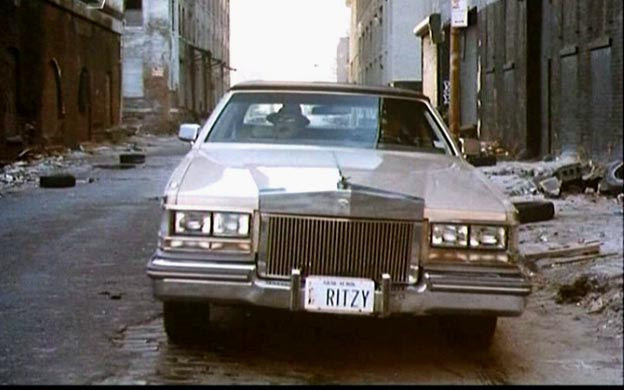 """IMCDb.org: 1983 Cadillac Seville in """"Cookie, 1989"""""""