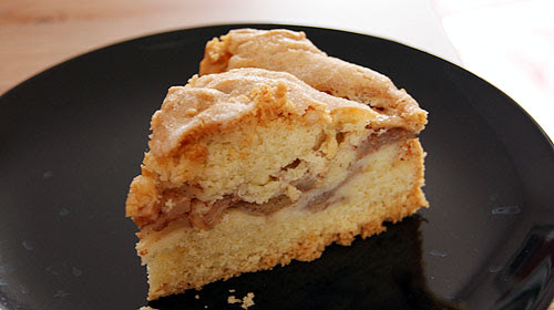 Another wonderful apple cake