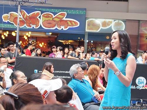Magnolia Chicken DeLightful Day event in SM MOA - photos by Azrael Coladilla of Azraels Merryland